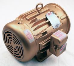 Baldor Super-E CEM3660T 3 HP AC Motor - Photo 1