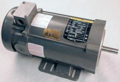 Used 3/4 HP Baldor CD3476 DC Motor - Photo 1