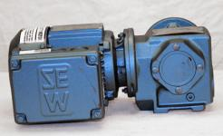 Sew-Eurodrive Gearmotor Model SF37DT71D4-KS Ratio 13.99 - Photo 1