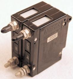 Used Airpax APL11-1690-7 20 AMP Circuit Breaker - Photo 1