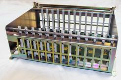 Used Allen-Bradley 1771-A3B1 12 Slot I/O Chassis - Photo 1