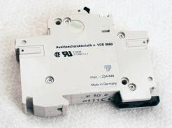 ABB S281W K10A Circuit Breaker - Photo 1