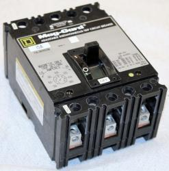 Square D FAL3601513M 15 Amp Circuit Breaker - Photo 1