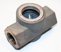 Used Dwyer Instruments SFI-100-1 Sight Flow Indicator - Photo 1