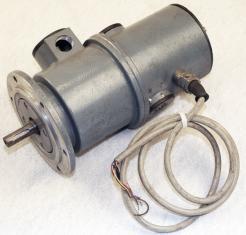 Used Hubner DC Tachogenerator + Encoder Combination TDP 0,2 + OG 9 - Photo 1