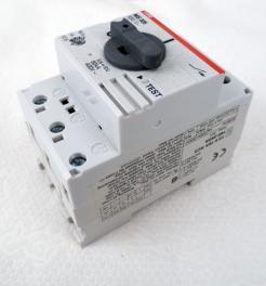 ABB MS325-16.0 Manual Motor Starter - Photo 1