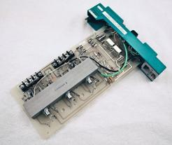 Foxboro 2AX+DP10-FGB Style E Power Supply And Distribution Board - Photo 1