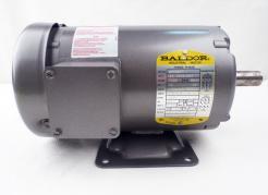 Baldor M3550T 1.5 HP AC Motor - Photo 1