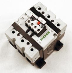 Used Klockner-Moeller Z5-100/KK4 Overload Relay - Photo 1