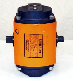 Used Worcester Controls Pneumatic Valve Actuator Model 20 39S - Photo 1