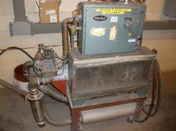 Used Whitlock 5HP Vacuum Power Unit (s/n 5295) - Photo