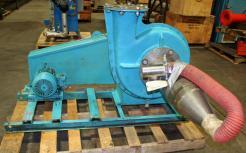 Used 5 HP New York Blower FPB-18 Fiberglass Pressure Blower - Photo 1