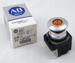 Allen-Bradley 800T-FXNP16AA7 Illuminated Push Button - Photo 1