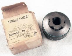 Dodge Reliance Electric 096036 Torque-Tamer Coupling - Photo 1