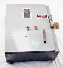 Used Allen-Bradley Bulletin 712 AC Combination Starter - 712-DJB439N - Photo 1