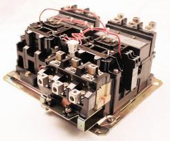 Used Allen-Bradley 505-D0B Series B Reversing Motor Starter - Photo 1