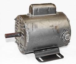 Used Baldor 1/3 HP AC Motor L1301M - Photo 1