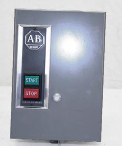 Allen-Bradley Starter Model 509-BAD - Photo 1