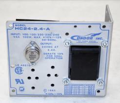 Condor HC24-2.4-A DC Power Supply - Photo 1