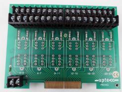 Used Opto 22 PB24Q Quad 6-Module Position Rack Card - Photo 1