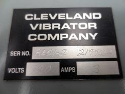 Used Cleveland Vibrator Company RES-1-2B Rotary Electric Vibrator - Photo 7