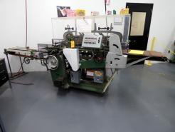 Used Package Machinery Model FA Overwrapper - Photo 1