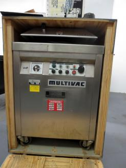 Used Multivac Model A300 Pouch Sealer - Photo 1