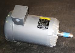 Baldor / Reliance 5 HP AC Motor Spec. No. 36K27X100G1 - Photo 1