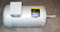 Baldor / Reliance 5 HP AC Motor Spec. No. 36L110X100G1 - Photo 1