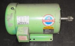 Baldor M3613T-50 5 HP AC Motor - Photo 1
