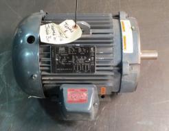 Lincoln Motors LM16741BC 3 HP AC Motor - Photo 1