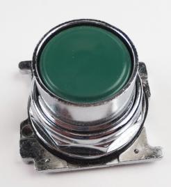 Cutler-Hammer 10250T103 Push Button - Green - Photo 1