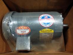 Baldor M3609 2 HP AC Motor - Photo 1