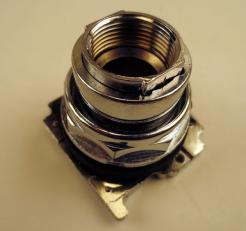 Cutler-Hammer 10250T4 Push-Pull Operator - Photo 1