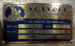 Used Scandia Model STA-8 Overwrapper - Photo 8