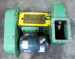 Used BloApCo 15-3 7.5 HP Trim Handling Fan 380720 - Photo 1