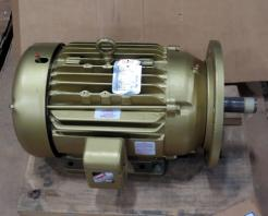 View ProductBaldor Super E 15 HP AC Motor - Photo 1
