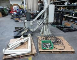 Used Positech TPA-10 OHM Taurus Hydraulic Overhead Roll Manipulator - Photo 1