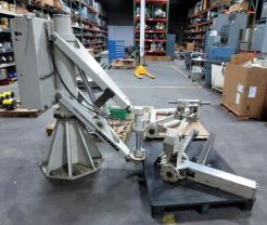 Used Positech TPA-10 OHM Taurus Hydraulic Overhead Roll Manipulator - Photo 2