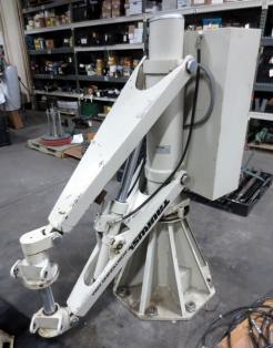 Used Positech TPA-10 OHM Taurus Hydraulic Overhead Roll Manipulator - Photo 4