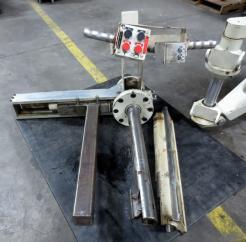 Used Positech TPA-10 OHM Taurus Hydraulic Overhead Roll Manipulator - Photo 6