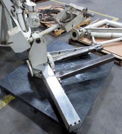 Used Positech TPA-10 OHM Taurus Hydraulic Overhead Roll Manipulator - Photo 7
