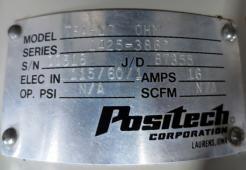 Used Positech TPA-10 OHM Taurus Hydraulic Overhead Roll Manipulator - Photo 10