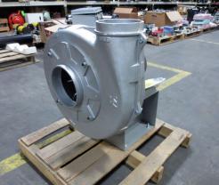 3 HP Cincinnati Fan PB-14A Pressure Blower - Photo 1