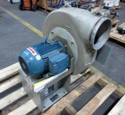 Used 5 HP Cincinnati Fan PB-15A Pressure Blower - Photo 1