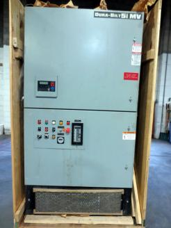 Used 2000 HP GE Toshiba Dura-Bilt5i MV/DIA44200SAB-1 Medium Voltage VFD Inverter AC Drive - Photo 1