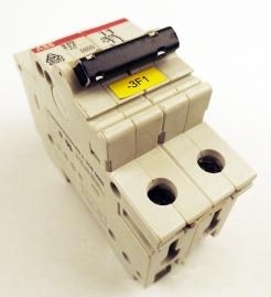 Used ABB S272K6A-415 6Amp Circuit Breaker - Photo 1