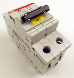Used ABB S272K10A-400 10-Amp Circuit Breaker - Photo 1