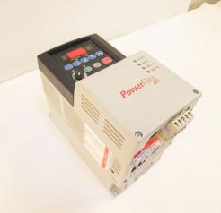 Used Allen Bradley PowerFlex 40 2.0HP (1.5kW) AC Drive 22B-D4P0N104 Series A -Photo 1