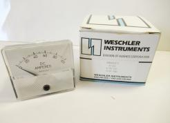 Surplus New Weschler Instruments GX-332, 606B602A15 DC Ammeter - Photo 1